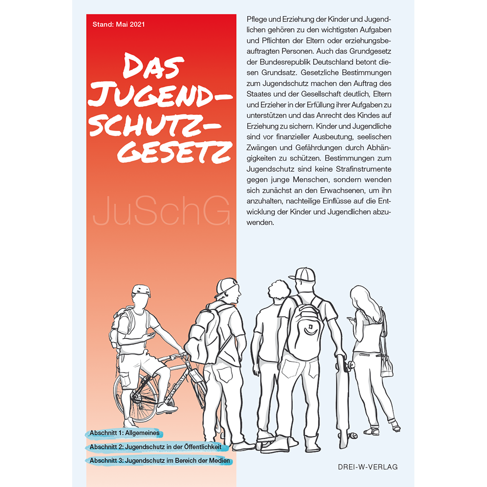 Das Jugendschutzgesetz